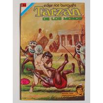 1973 Tarzan De Los Monos # 374 Comic Mexicano Edit Novaro