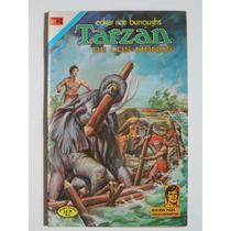 1974 Tarzan De Los Monos # 399 Comic Mexicano Edit Novaro