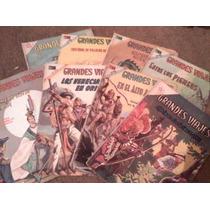 Comics Grandes Viajes Edit.novaro 1968