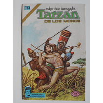 1974 Tarzan De Los Monos # 421 Comic Mexicano Edit Novaro