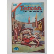 1974 Tarzan De Los Monos # 420 Comic Mexicano Edit. Novaro