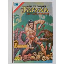 1974 Tarzan De Los Monos # 411 Comic Mexicano Edit. Novaro