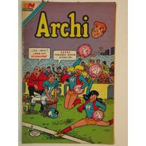 Historieta Archi No 3-217 - Novaro