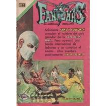 Comic Especial De Fantomas En El Mundial México 1970