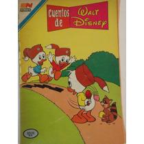 Historieta Cuentos De Walt Disney No. 978 - Novaro