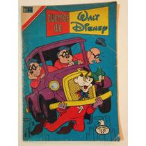 Historieta Cuentos De Walt Disney No. 2-737 - Novaro