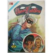 El Llanero Solitario # 584 Novaro 1976 Aguila Tlacua03