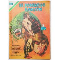El Poderoso Sanson # 67 Novaro Aguila Tlacua03