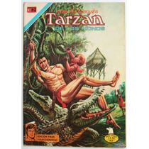 Tarzan De Los Monos # 520 Novaro 1976 Aguila Hm4
