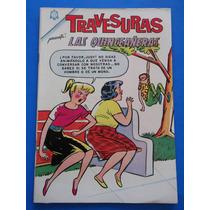 Travesuras # 12 Las Quinceañeras Novaro Diciembre 1964