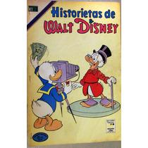 Historietas De Walt Disney 519 Ed Novaro Oct 1973
