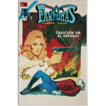 Fantomas # 51 La Amenaza Elegante Avestruz 1980 Tlacua03