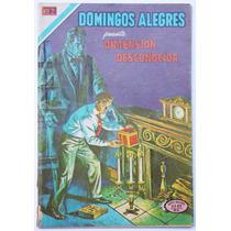 Domingos Alegres # 26 Solar Ed Novaro 1977 Serie Colibri
