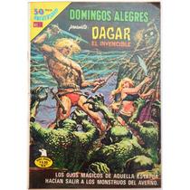 Domingos Alegres # 1364 Dagar El Invencible Novaro 1980