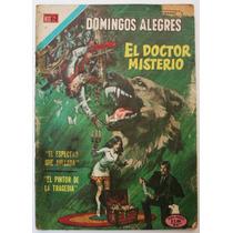 Domingos Alegres # 1095 El Doctor Misterio Novaro 1975