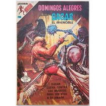 Domingos Alegres # 1340 Dagar El Invencible Novaro 1980