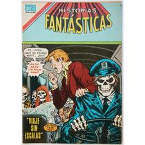 Cuentos De Misterio # 349 Ed. Novaro 1979 Tlacua03