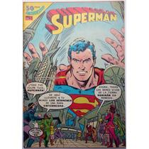 Superman # 1280 El Hombre De Acero 1980 Aguila
