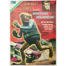 Domingos Alegres # 1327 Dimensión Desconocida Novaro 1980