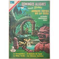 Domingos Alegres # 1335 Aunque Ud No Lo Crea Novaro 1980