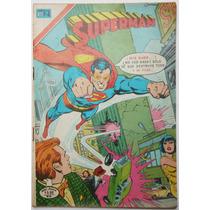 Superman # 1256 El Hombre De Acero 1980 Aguila