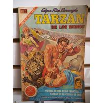 Tarzan De Los Monos 266 Editorial Novaro