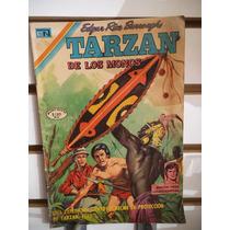 Tarzan De Los Monos 249 Editorial Novaro