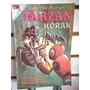 Tarzan 206 Presenta Korak Editorial Novaro