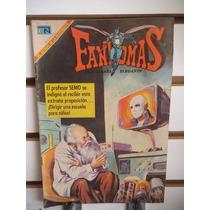 Fantomas 02 Editorial Novaro