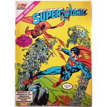 Superman # 400 Supercomic Novaro 1985 Aguila Tlacua03