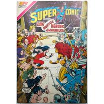 Superman # 267 Supercomic Heroes Juvenile Novaro 1982 Aguila