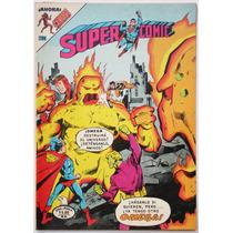 Superman # 180 Supercomic Los Legionarios Novaro 1980 Aguila