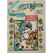 Superman # 399 Supercomic Capitan Zanahor Novaro 1985 Aguila