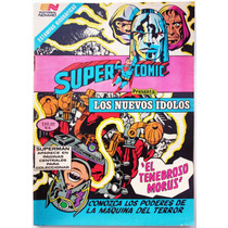 Superman # 390 Supercomic Nuevos Idolos Novaro 1985 Aguila