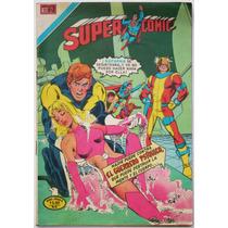 Superman # 196 Supercomic Los Legionarios Novaro 1981 Aguila