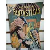 Historias Fantasticas 212 Editorial Novaro