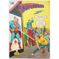 Superman # 1120 El Hombre De Acero 1977 Aguila Novaro