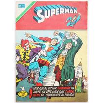 Superman # 1128 El Hombre De Acero 1977 Aguila Novaro