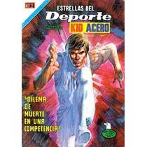 Comics De Estrellas Del Deporte Kid Editorial Novaro, Aguila
