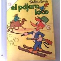 Comic El Pajaro Loco Tamaño Grande 1964 Edit. Novaro