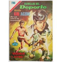 Kid Acero No 35 Escuadron Lobo Ed. Novaro Brazo Bala