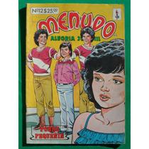 1983 Menudo Alegria Juvenil #12 Pobre Pequeñin Comic Raro!