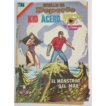 Kid Acero No 64 Escuadron Lobo Ed Novaro Tlacua03
