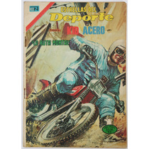 Kid Acero No. 4 Ed. Novaro Brazo Bala Serie Águila Hm4