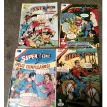 Supercomic Serie Aguila Novaro