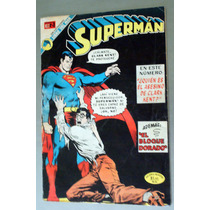 Supercomic Superman #920 Editorial Novaro 1973