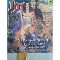 Joyas De La Literatura, Narraciones De Ultratumba, E.a. Poe