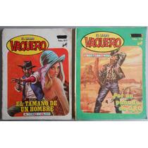 Revista Libro Vaquero Primeros Números - Cómics Historietas
