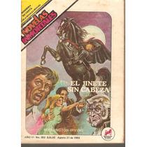 Novelas Inmortales #302 El Jinete Sin Cabeza ( W. Irving)