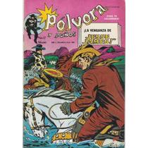 Comics Antiguos Polvora Y Puños Novedades Ed Y Marvel Css